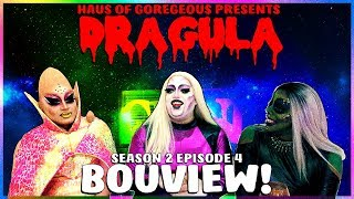 BOUview: The Boulet Brothers Dragula S2 E4 with Kendra Onixxx, Gia Ferrari, and divaDean