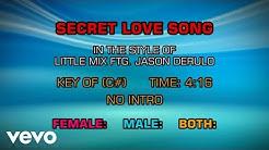 Download little mix secret love song karoke mp3 or mp4 free