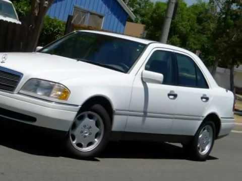 Pristine condition 1995 mercedes benz c220 sedan for 1995 mercedes benz c220