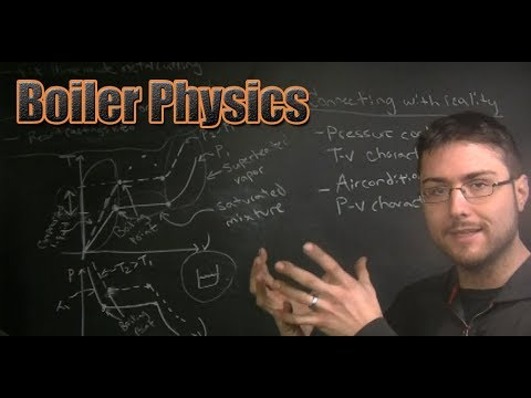Chalk Talk 2: Boiler Physics & Wet Steam vs. Dry/Super heated Steam