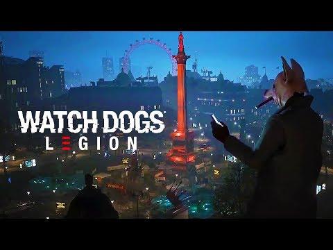 Watch Dogs Legion не перестаёт удивлять