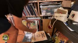 DJ Ras Money selecting STEPPAS REGGAE records (1970s to year 3000)
