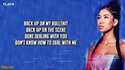 Jhené Aiko - B.S. (Lyrics) ft. H.E.R.