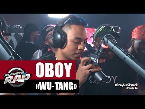 Oboy 'Wu-Tang' #PlanèteRap