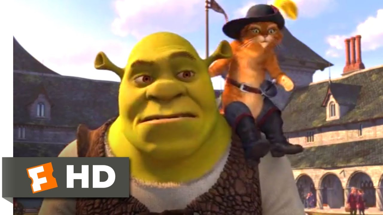 Shrek The Third 2007 Medieval High School Scene 3 10 Movieclips Youtube