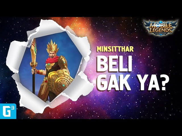 BELI GAK YA ?! - MINSITTHAR | MOBILE LEGENDS