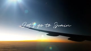[Spain Vlog Ep. 01] 카타르 항공 타고 …