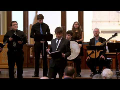 Bowling Green State University Early Music Ensemble (Young Performers Festival 2016)
