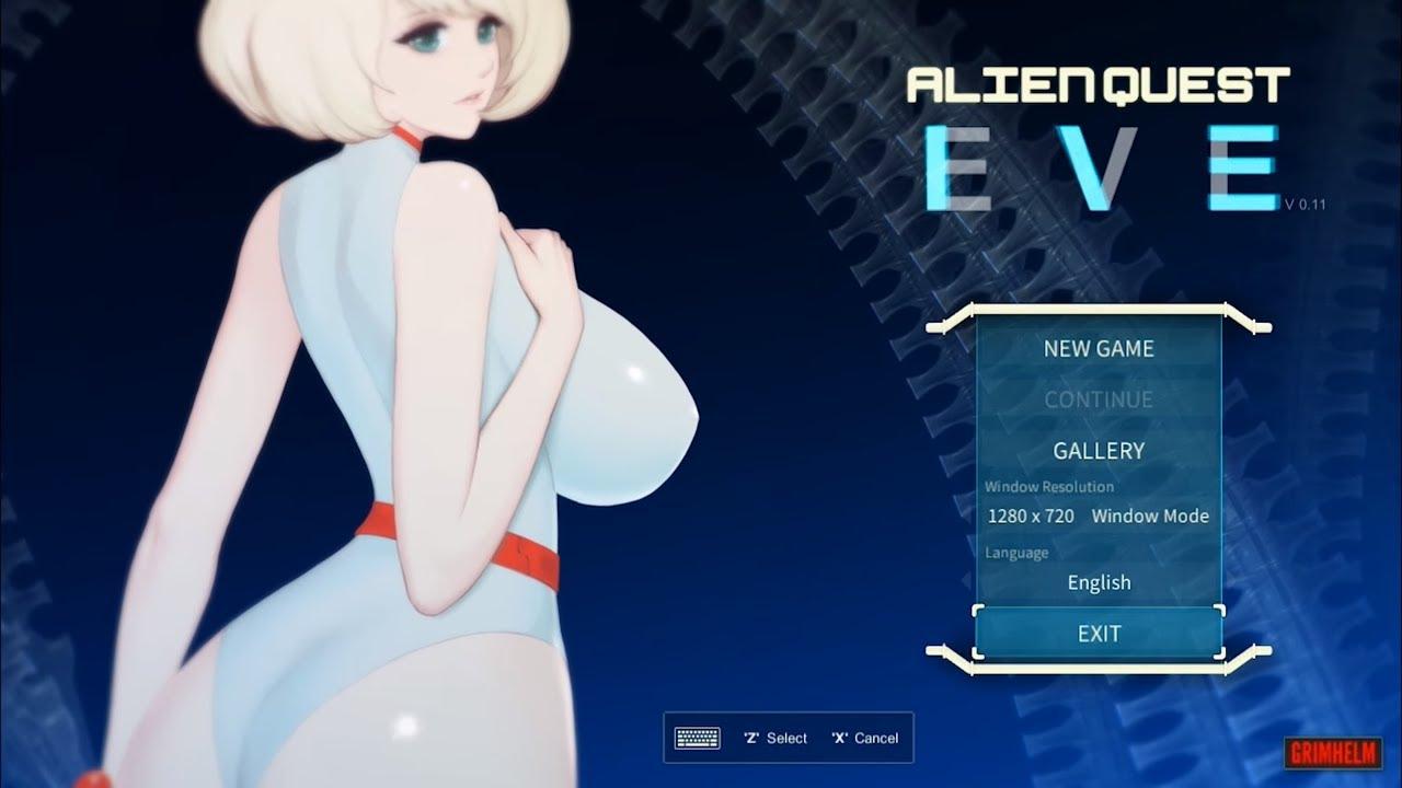 Eve Blue Nude Photos 17