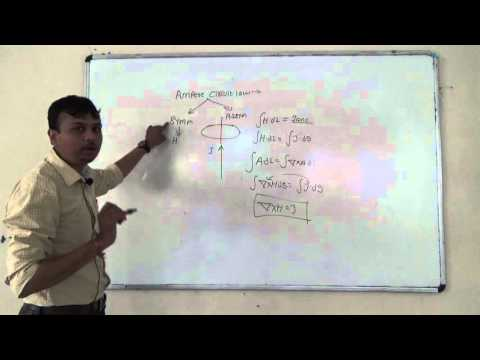 Ampere Circuit Law