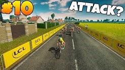 FUGLSANG ATTACKS??? - Astana #10 | Le Tour De France 2020 PS4 (ÎLE D'OLÉRON - ÎLE DE RÉ)