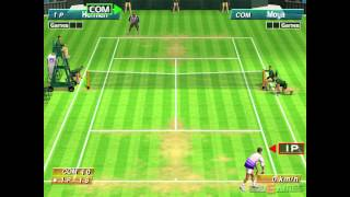 Virtua Tennis - Gameplay Dreamcast HD 720P