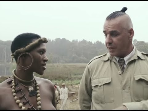 "Rammstein release video of making of Ausländer music video ""behind the scenes"""