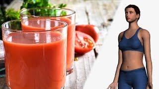 Что Произойдет с Вашим Организмом, Если Пить Томатный Сок Каждый День