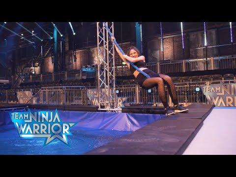Team Ninja Warrior | YouTuber Battle: Urban Goals-Eye und Team Sick Series im Duell