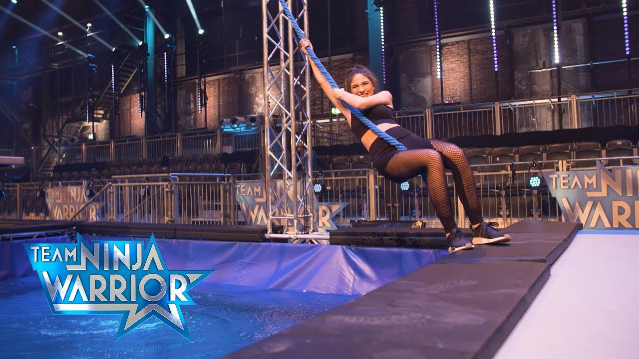 Team Ninja Warrior | YouTuber Battle: Urban Goals-Eye und Team Sick Series im Duell