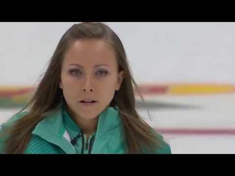 2013 Tim Hortons Roar of the Rings Womens  - Homan vs. Middaugh - Semi Final