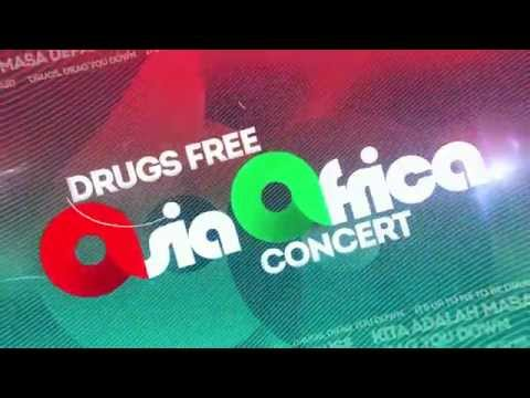 Slank - Asia - Afrika Drugs Free Concert (Official Trailer)
