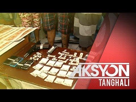 Dalawang drug den sa Metro Manila, sinalakay