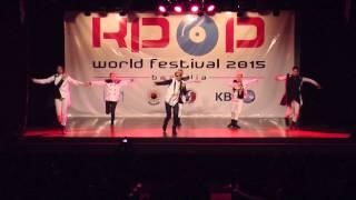 K-POP WORLD FESTIVAL 2015   Brazil - PARA²DISE RE:ED - M.pire 엠파이어 Can