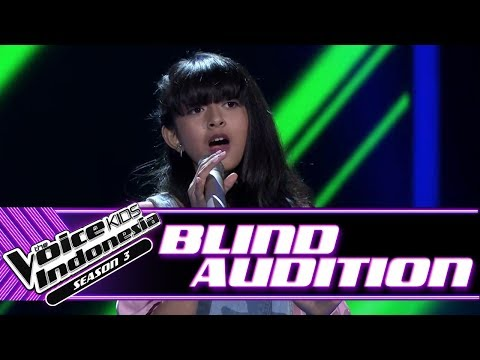 Keva - When We Were Young | Blind Auditions | The Voice Kids Indonesia Season 3 GTV 2018 Mp3