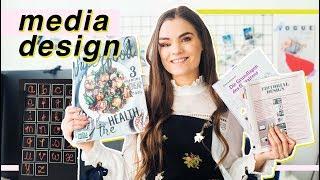 Mein Media Design Studium // 1. Semester Update // I'mJette