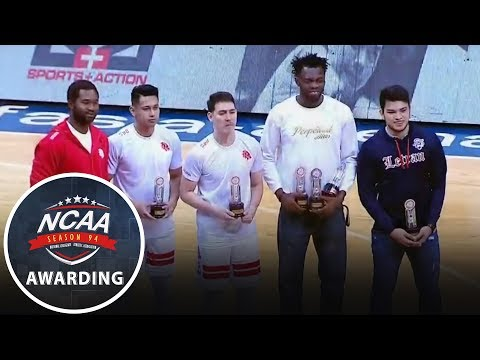 NCAA 94 Men's Basketball Awarding | NCAA 94 Exclusive