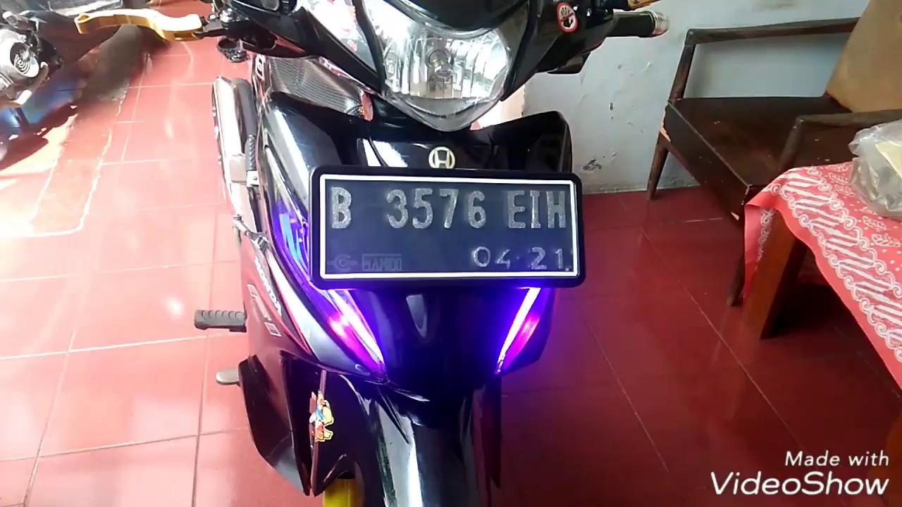 Motor Modifikasi Terkini Modifikasi Motor Honda Revo Fi