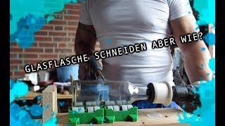 Baixar Flasche Schneiden Mit Einem Glasschneider Flaschenboden Richtig  Abtrennen