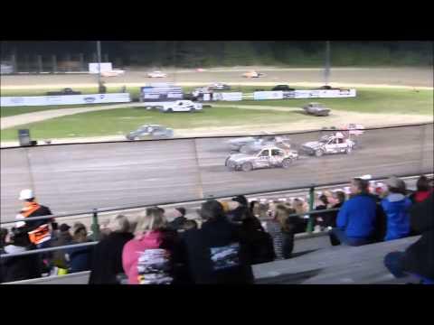 Grand Rapids Speedway ENDURO- Middle Segment-September 19, 2015