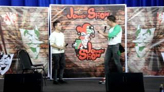 Саша Сас и Саша Губин на Jokes'n'Show в Туле 4 апреля 2014, №2