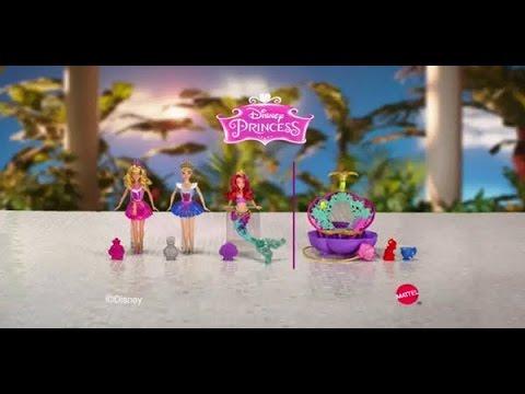 Toy Commercial 2015 Disney Princess Ariel S Flower
