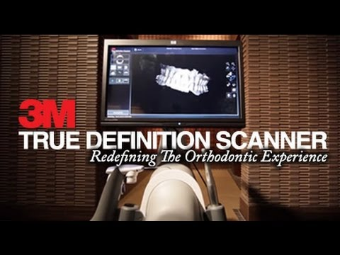 True Definition Scanner by 3M -  3D Digital Impressions Technology