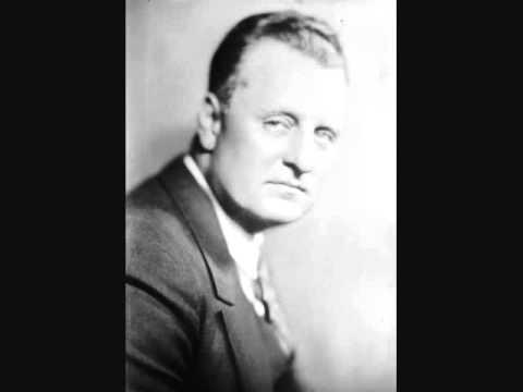 Frank Crumit - A Gay Caballero (1928)