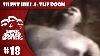 SGB Play: Silent Hill 4: The Room - Part 18 | Get Down From There!