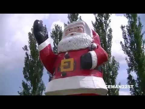 Watson Saskatchewan and Santa