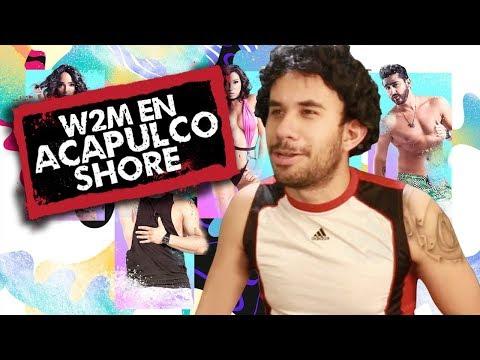 ¡WEREVER EN ACAPULCO SHORE! - PROGRAMAS DE TV