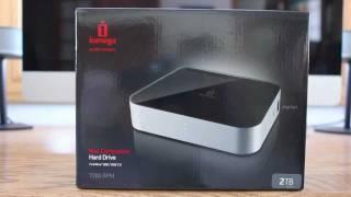 Iomega Mac Companion External Hard Drive