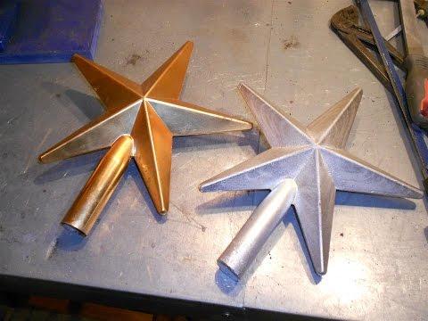 Aluminum Star Casting Part 2