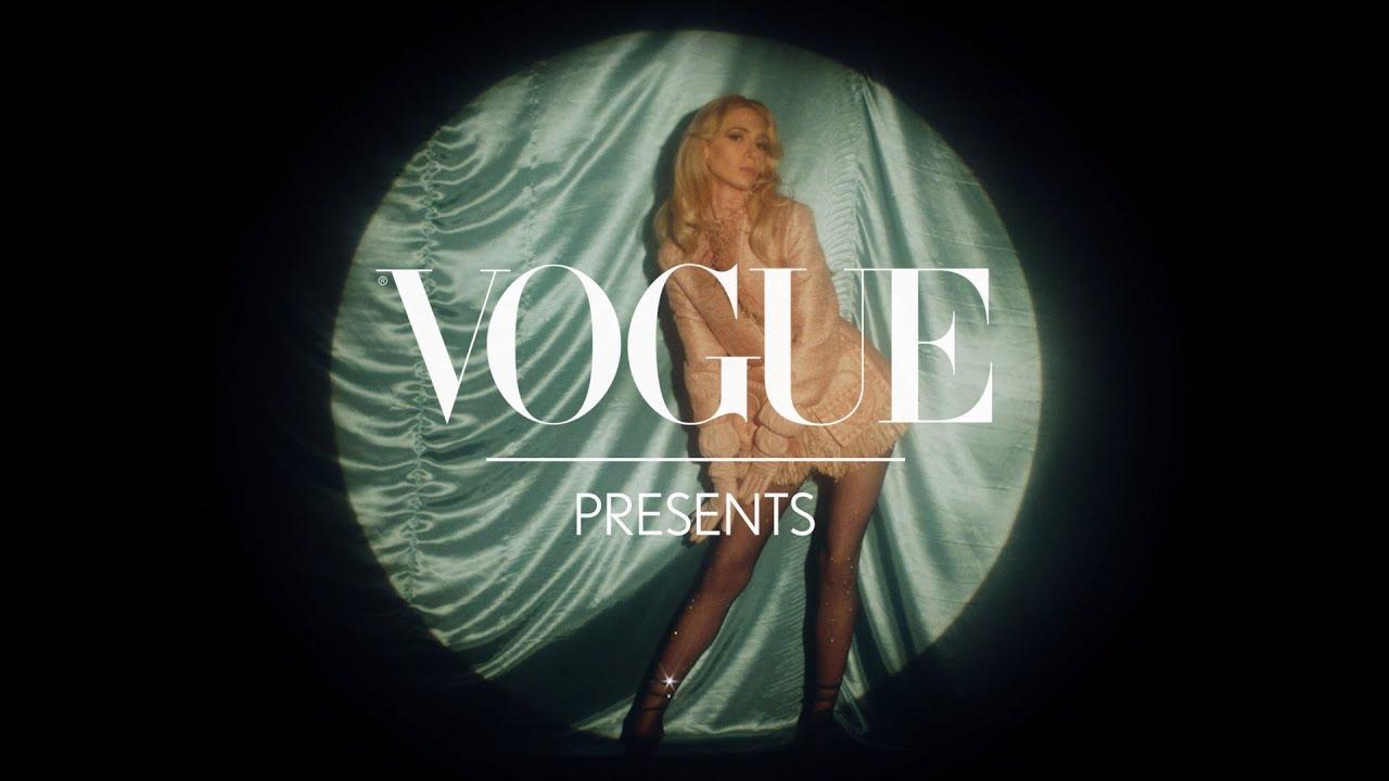 Sabine Getty: Woman On The Verge   British Vogue