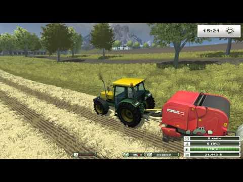 Начало карьеры - 1 Farming Simulator 15