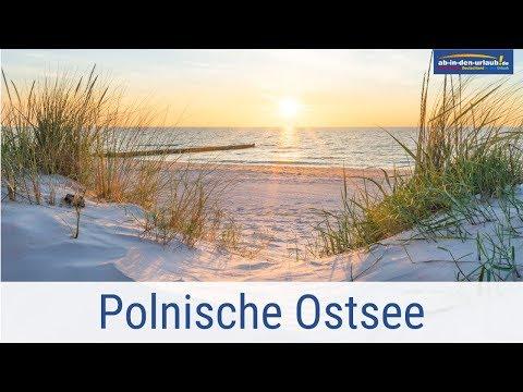 Video: Polnische Ostsee - Unbekannte Schönheit!