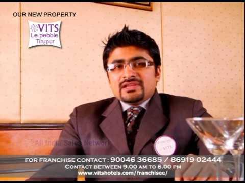 VITS Luxury Business Hotels - Franchise Opportunity