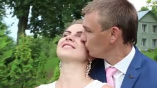 Наш свадебный клип  с музыкой Галины