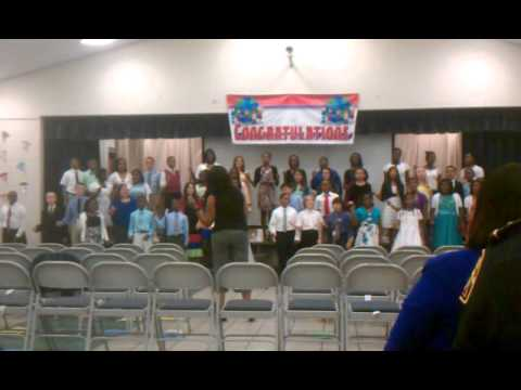 MacMillan International Academy 5th Grade Promotion