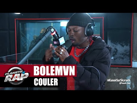 Youtube: Bolémvn « Couler » #PlanèteRap