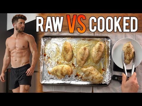 Weigh Your Food Raw or Cooked? | Which Is Most Accurate
