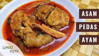 For video recipe in english, please watch it here: https://www.youtube.com/watch?v=9zvRtIIlZTk Resepi : - 1/3 ekor ayam - 2 batang serai (ketuk) - 1 ikat daun ...