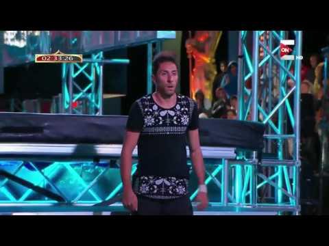 Ninja Warrior بالعربي - الحلقة العاشرة .. الإثنين 03 يوليو 2017