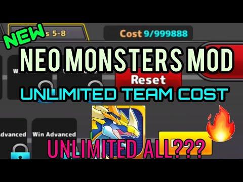 neo monsters mod apk 1.5.0